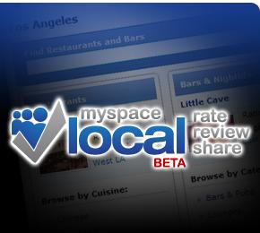 MySpace Local