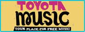 Toyota Free Music Tuesdays